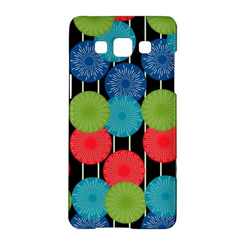 Vibrant Retro Pattern Samsung Galaxy A5 Hardshell Case