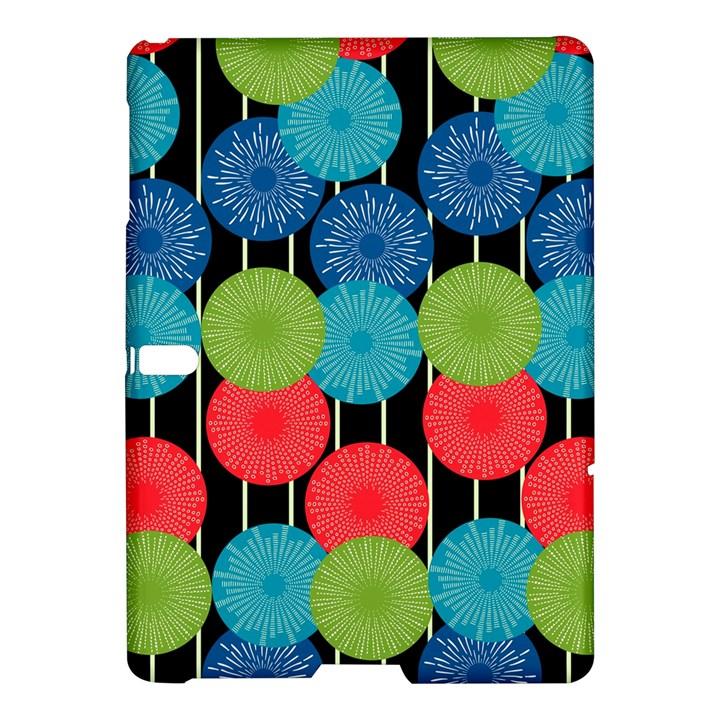 Vibrant Retro Pattern Samsung Galaxy Tab S (10.5 ) Hardshell Case
