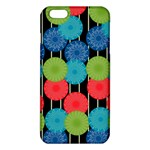 Vibrant Retro Pattern iPhone 6 Plus/6S Plus TPU Case Front