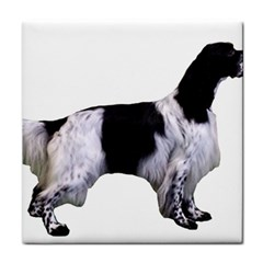 English Setter Full Tile Coasters