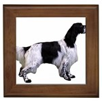 English Setter Full Framed Tiles Front