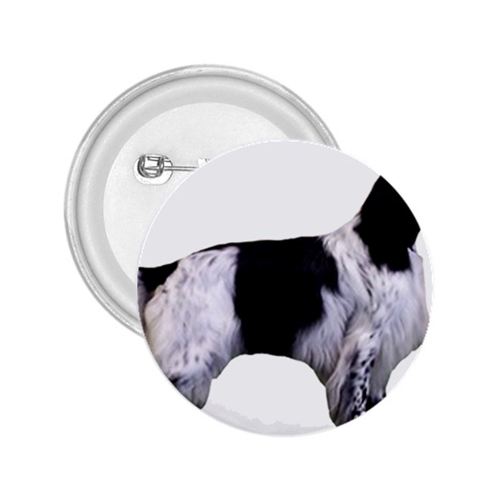 English Setter Full 2.25  Buttons