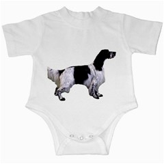 English Setter Full Infant Creepers