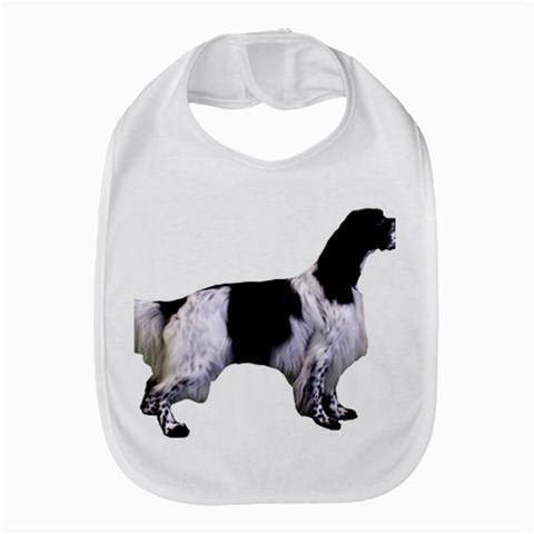English Setter Full Bib