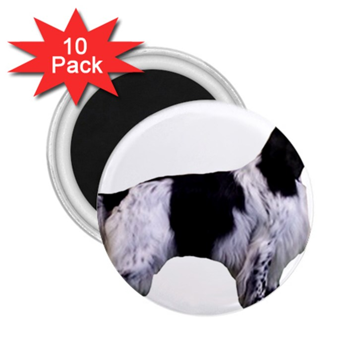 English Setter Full 2.25  Magnets (10 pack)