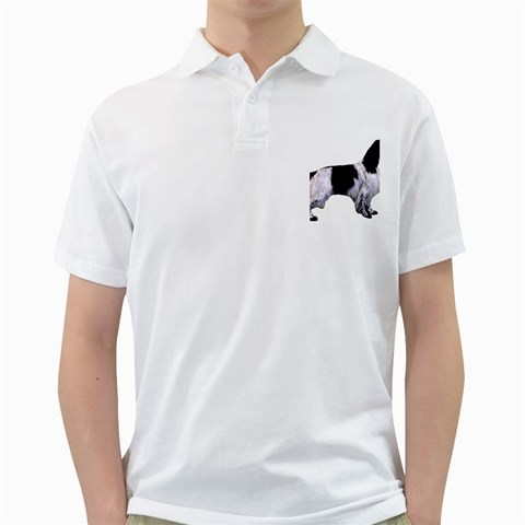 English Setter Full Golf Shirts