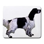 English Setter Full Large Mousepads Front