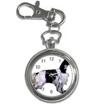 English Setter Full Key Chain Watches Front