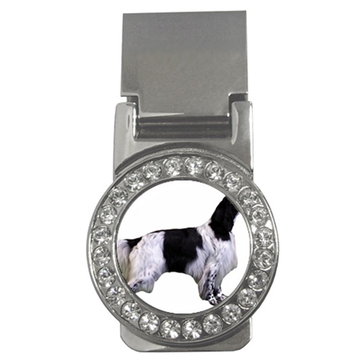 English Setter Full Money Clips (CZ)
