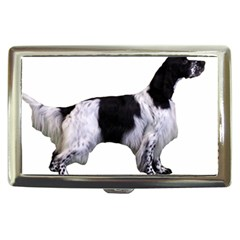 English Setter Full Cigarette Money Cases