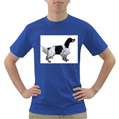 English Setter Full Dark T-Shirt