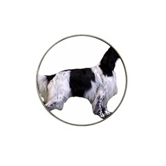 English Setter Full Hat Clip Ball Marker