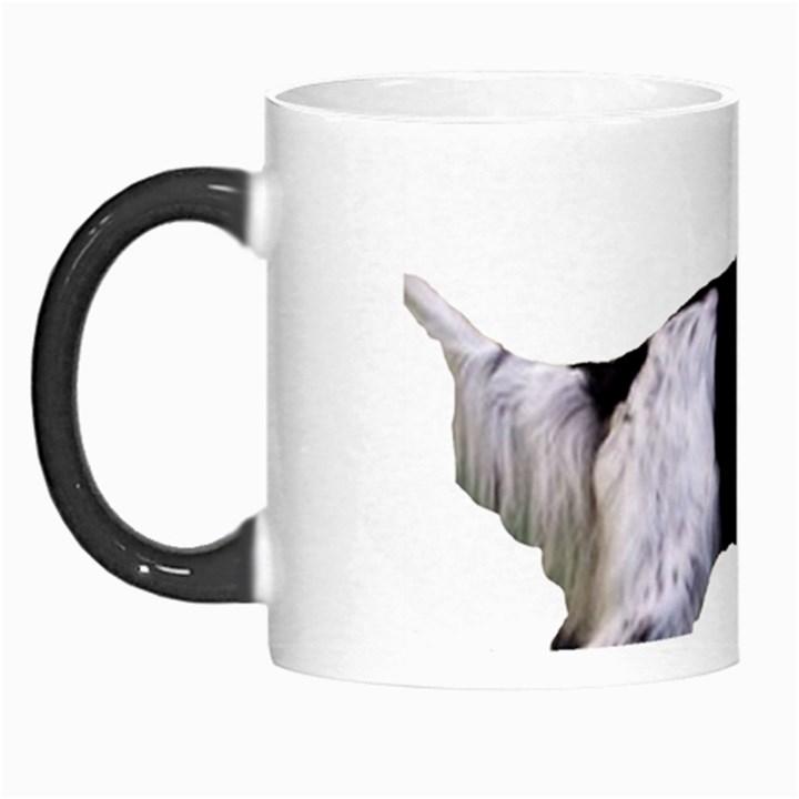 English Setter Full Morph Mugs