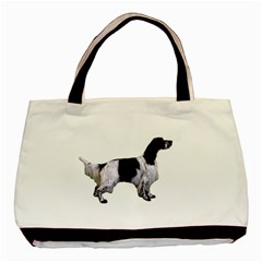 English Setter Full Basic Tote Bag