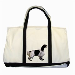 English Setter Full Two Tone Tote Bag