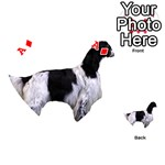 English Setter Full Playing Cards 54 (Heart)  Front - DiamondA