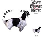English Setter Full Playing Cards 54 (Heart)  Front - Joker1