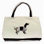 English Setter Full Basic Tote Bag (Two Sides) Front