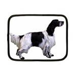 English Setter Full Netbook Case (Small)  Front