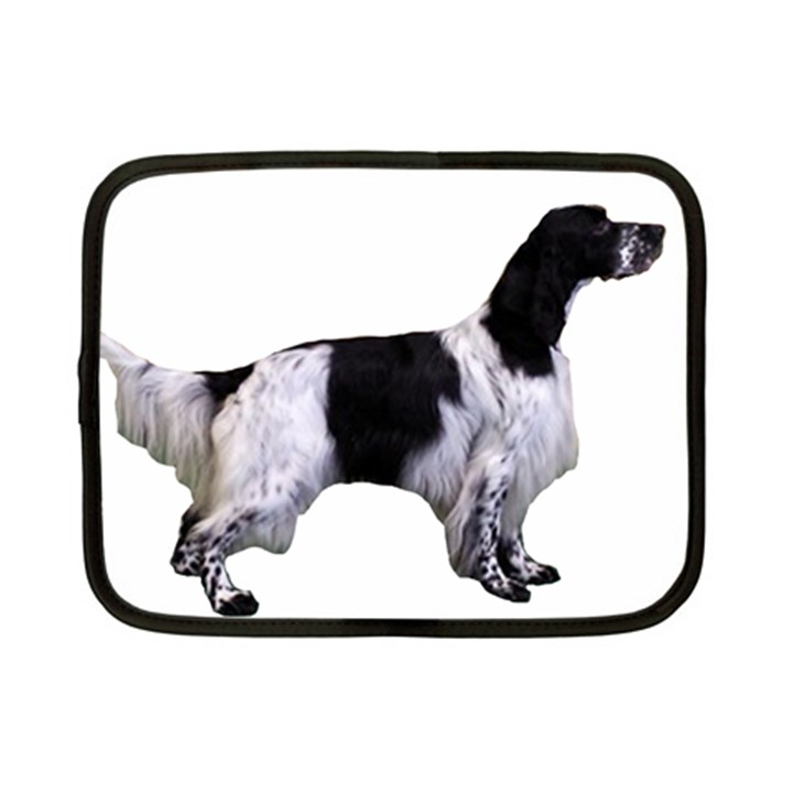 English Setter Full Netbook Case (Small)