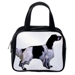 English Setter Full Classic Handbags (One Side)