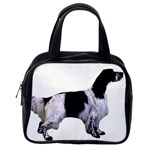 English Setter Full Classic Handbags (One Side) Front