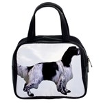 English Setter Full Classic Handbags (2 Sides) Front