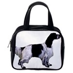 English Setter Full Classic Handbags (2 Sides) Back