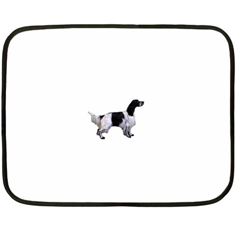 English Setter Full Fleece Blanket (Mini)