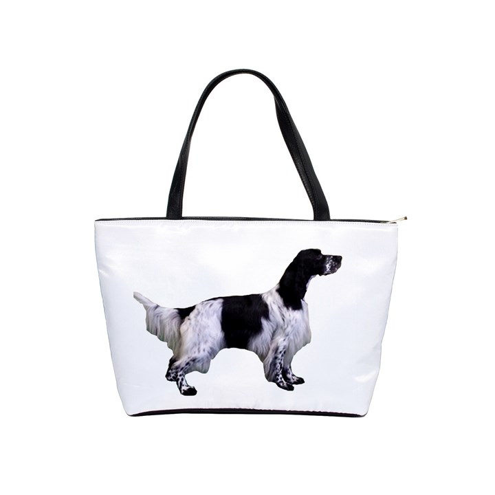 English Setter Full Shoulder Handbags