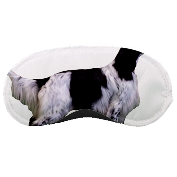 English Setter Full Sleeping Masks