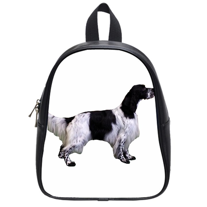 English Setter Full School Bags (Small)