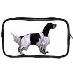 English Setter Full Toiletries Bags Front
