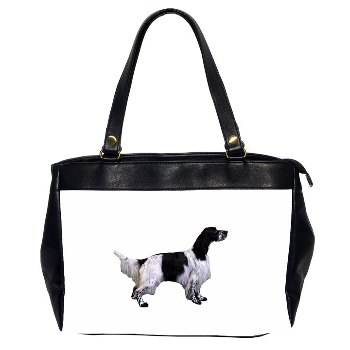 English Setter Full Office Handbags (2 Sides)