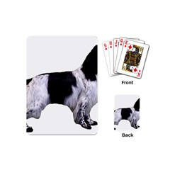 English Setter Full Playing Cards (mini)