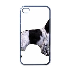 English Setter Full Apple Iphone 4 Case (black)
