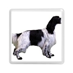 English Setter Full Memory Card Reader (Square)