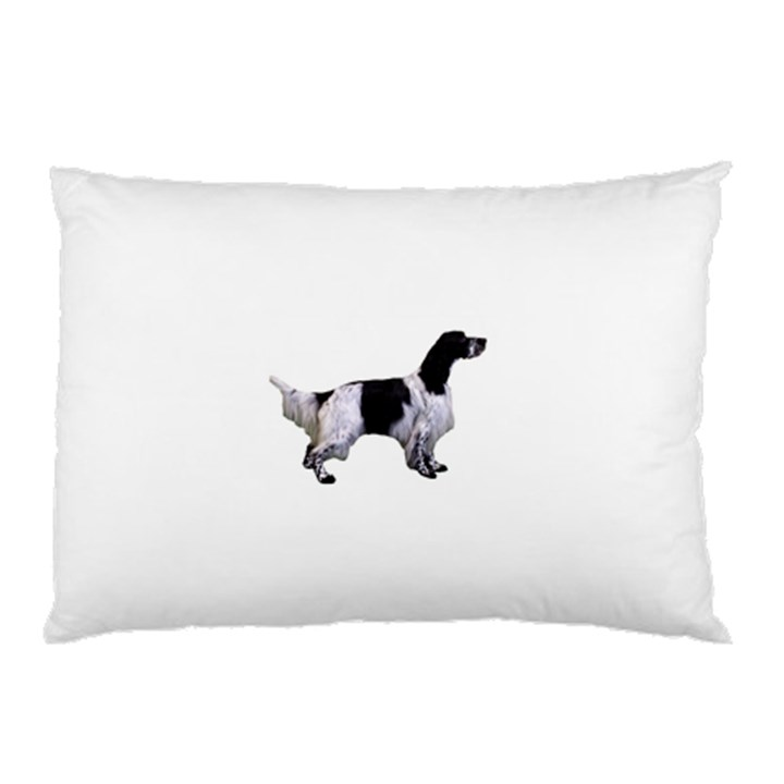 English Setter Full Pillow Case (Two Sides)