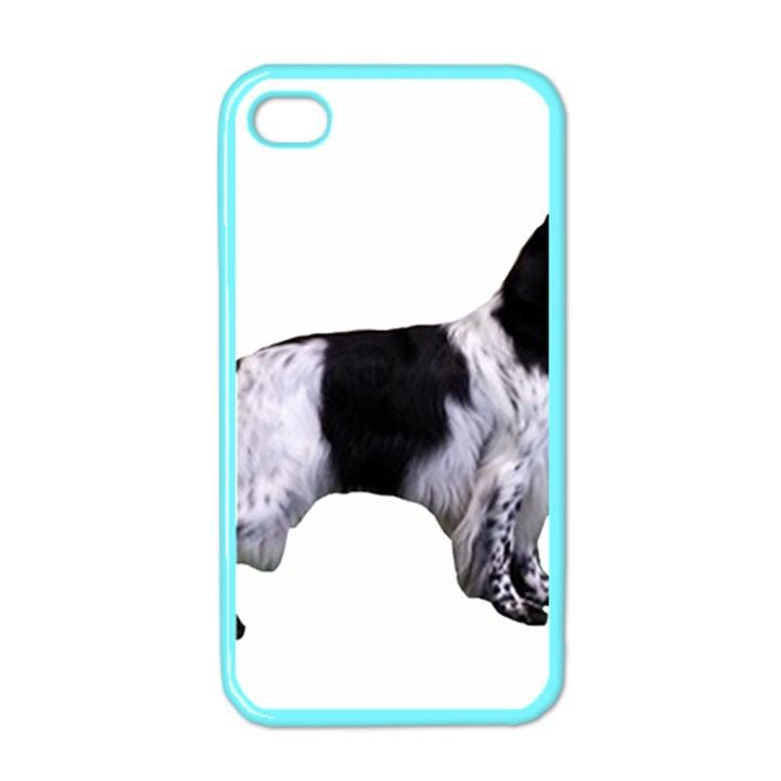 English Setter Full Apple iPhone 4 Case (Color)
