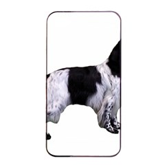 English Setter Full Apple iPhone 4/4s Seamless Case (Black)