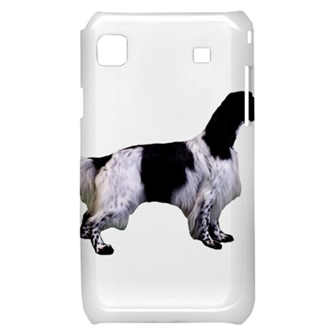 English Setter Full Samsung Galaxy S i9000 Hardshell Case