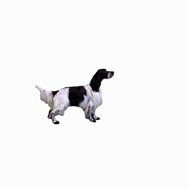 English Setter Full Small Garden Flag (Two Sides)