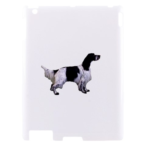 English Setter Full Apple iPad 2 Hardshell Case