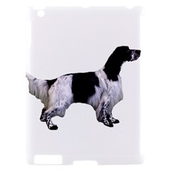 English Setter Full Apple iPad 2 Hardshell Case (Compatible with Smart Cover)