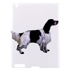 English Setter Full Apple iPad 3/4 Hardshell Case