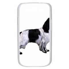 English Setter Full Samsung Galaxy S III Case (White)