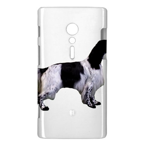 English Setter Full Sony Xperia ion