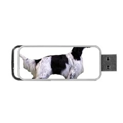 English Setter Full Portable USB Flash (Two Sides)