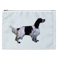 English Setter Full Cosmetic Bag (XXL)