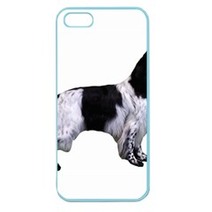 English Setter Full Apple Seamless iPhone 5 Case (Color)